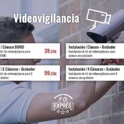 Distribuidores Fermax - Precio FIJO de instalacion de camaras de CCTV