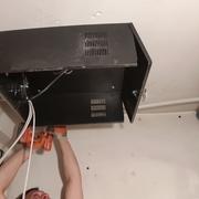 Instalación de una red de cámaras de alta resolución con grabador continua 24x7