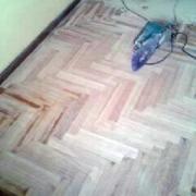 Reforma de un suelo de madera