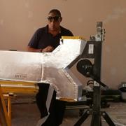 Proceso de construcción de conductos de distribución aire acondicion