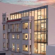 Distribuidores Krion - Proyecto arquitectura edificio Castellón