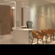 Proyecto de Interiorismo Corporativo - Clínica de Fisioterapia