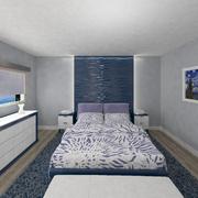 Reforma y Proyecto Decoración de Dormitorio principal en Las Rozas de Madrid