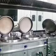 Proyecto técnico cocinas catering, Toledo