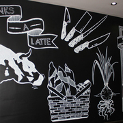 Proyecto-restaurante-Holiday-Village-mural-1