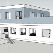 Proyecto vista exterior