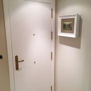 Salón, habitación y pasillo de la calle Argentina, y lacado de puertas interior