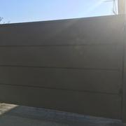 Puerta parking Panelada