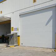 Montaje De Una Puerta Seccional Industrial