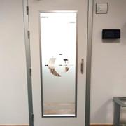 Puerta vidriera 1