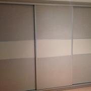 Puertas tipo japonesa acabado textil