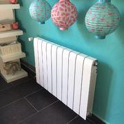 Instalación completa de calefacción (caldera + radiadores) en vivienda