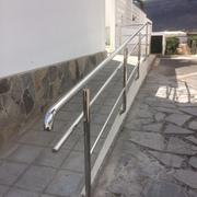 rampa de acceso