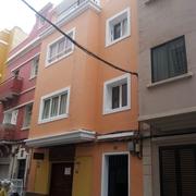 Reabilitacion fachada Tasca Galileo