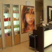 Distribuidores Santos - Salón de Peluquería y estética Rizo´s ubicado en la calle Caleruega