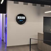 Recepción Reburn Studio