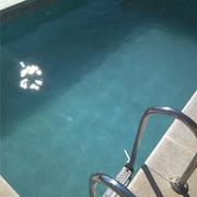 Recuperación de piscina