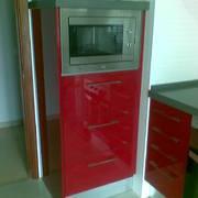 Reforma Cocina 1 - Columna con microondas