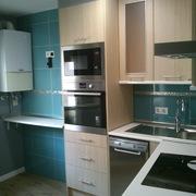reforma completa cocina con muebles por 6800 euros
