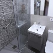 Reforma de baño, vista superior
