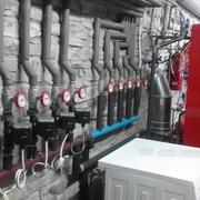 Reforma de calefacción de gas-oil