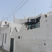 Reforma de fachada en Telde
