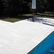 Reforma de pavimento junto piscina