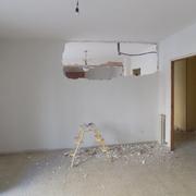 Reforma de Piso en Segovia demolición de tabiques