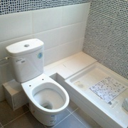 Reforma de un baño en Barcelona