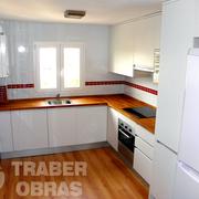Reforma integral de vivienda en c.Ricardo Ortiz Madrid por Traber Obras