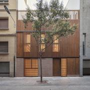 Reforma y ampliación de una vivienda en el bario de Gracia, Barcelona