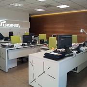 Reforma oficinas Plaginsa