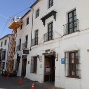Reforma de  hotel puerta de la villa grazalema
