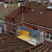 Reforma y aislamiento de tejados Zapatería 70-72, Vitoria-Gasteiz