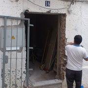 Rehabilitación completa de casa mata en casco antiguo de Estepona.