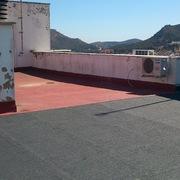 Rehabilitacion Cubierta Edificio Pax. Carlos V. Cartagena