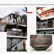 Rehabilitación de Edificio , Albaicín, Granada.
