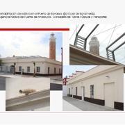Rehabilitación de edificio en el Puerto de Bonanza
