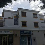 Rehabilitacion de fachada en Edificio en Curriana ,Málaga