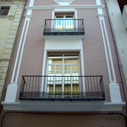 Rehabilitación edificio entre medianeras