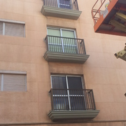 Rehabilitación en la calle Lepanto
