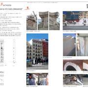 """Distribuidores Sika - Rehabilitación Fachada. """"Avenida Reina Victoria (Madrid)""""."""