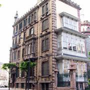Rehabilitacion fachada Palacio Chavarri