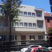 Rehabilitación fachada primero de mayo