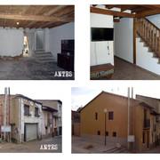 Rehabilitación integral de vivienda unifamiliar.