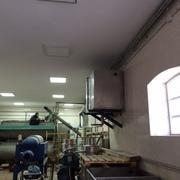 Distribuidores Otis - Proyecto cambio de cubierta, cambio de maquinaria y reforma integral en almazara de El Burgo (Málaga