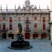 Restauración de la monumental fachada barroca