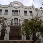 RESTAURACION FACHADA EDIFICIO CASA FERRER, C/ CIRILO AMOROS 29 (VALENCIA - 2012)