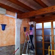Restaurante Laroc - Puerto Pollensa 2011 - http://www.pinturadecor.com/2011/07/restaurante-laroc-puerto-pollensa.html