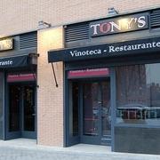 Restaurante Vino teca Tony's